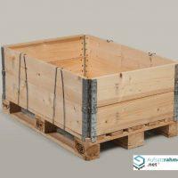 Rahmenverriegelung für Aufsatzrahmen 400mm