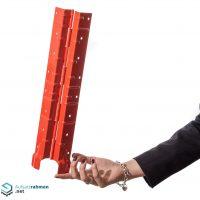 Scharniere für Aufsatzrahmen 400mm rot