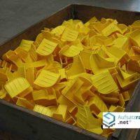 Stapelecken für Aufsatzrahmen gebraucht
